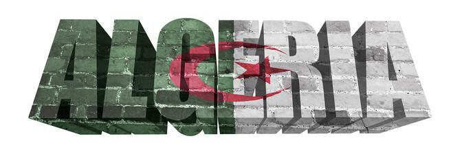 Algeria Word