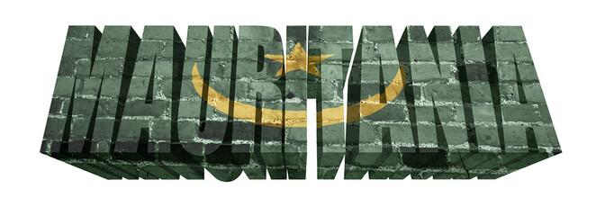Mauritania Word