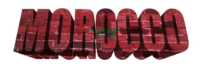 Morocco Word