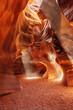 Zdjęcia na płótnie, fototapety, obrazy : Antelope Canyon waves