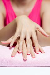 Beauty Woman Hands