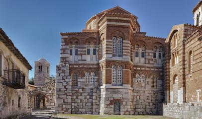 Hosios Loukas monastery. Distomo,Greece