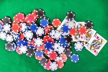 Poker cChips
