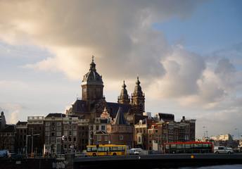 Amsterdam St Nicolaaskerk