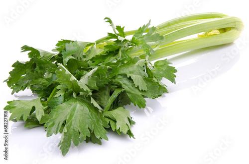 Papiers peints Legume Fresh green celery
