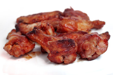 Very Spicy Hot Wings