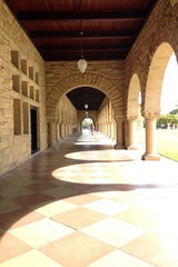 stanford main quad 1