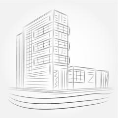 Concept blueprint. My design and 3d model