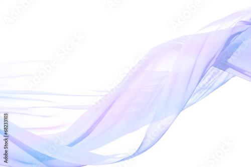 風に揺れる布