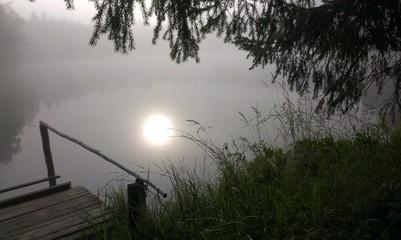 Foggy mystery