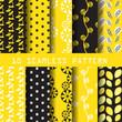pastel pattern set 4