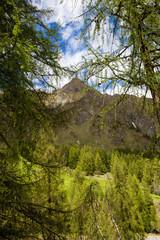 Samnaun in Graubünden