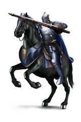 Knight Attack - Cavaliere