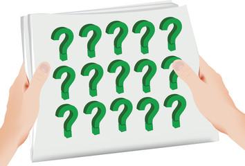 leggere le domande