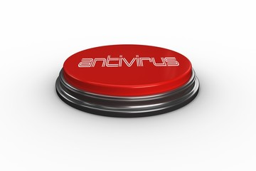 Antivirus against digitally generated red push button
