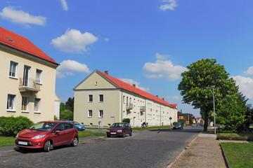 Neubauviertel