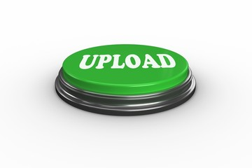 Upload on digitally generated green push button