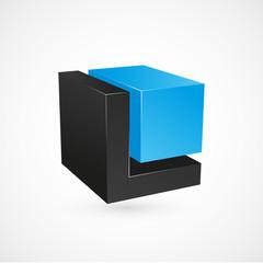vecteur cube