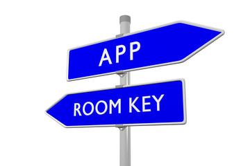 APP / Room Key