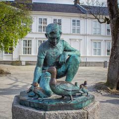Denkmal in Stavanger