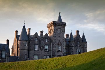 Glengorm Castle, Mull, Scotland