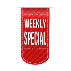 Weekly special banner design