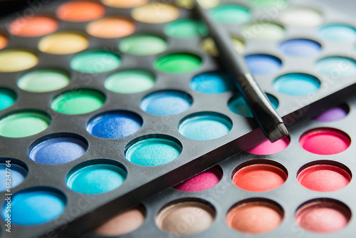 canvas print picture Cosmetics for best makeup