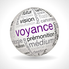 Sphère Voyance