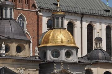 cathédrale Wavel Cracovie