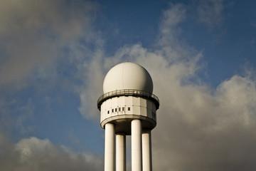 Radarturm – Tempelhofer Feld, Berlin
