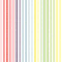 Colorful pattern with stripes