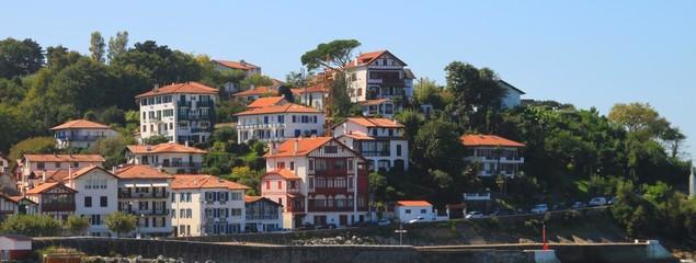Maisons à colombages, Saint-Jean de Luz