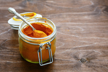turmeric powder - spice