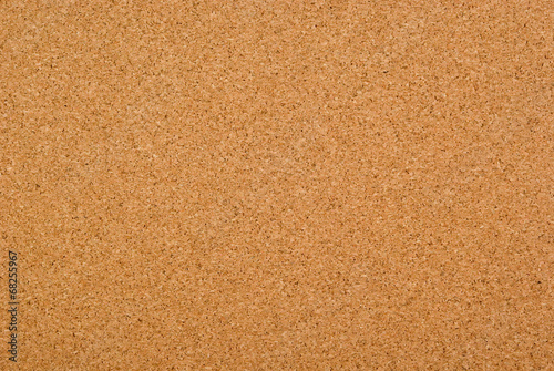 Leinwandbild Motiv Empty corkboard background