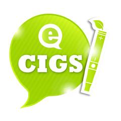 bulle symbole e-cigs impressum  (cs5)