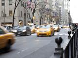 Fototapety NYC Cars