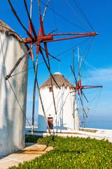 Famous Mykonos Windmills 12