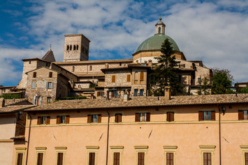 Chiesa di San Rufino, Assisi, Italia, Europa