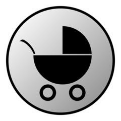 Pram button
