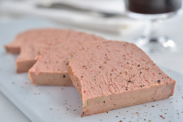 Meat pate