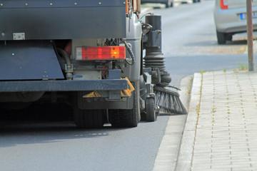 Strassenreinigungsfahrzeug