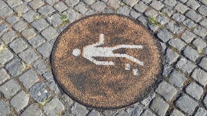 Zona pedestre