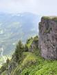 Felsen in der Schweiz
