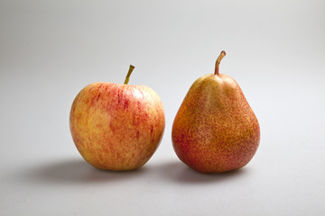 compare apples with pears