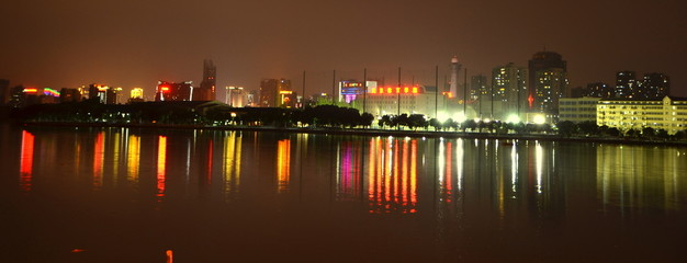 """Wuhan east lake"""