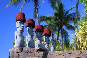 Polynesia culture..