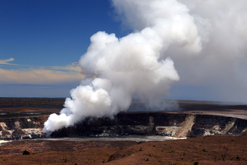 Hawaii Volcanoes National Park, USA..