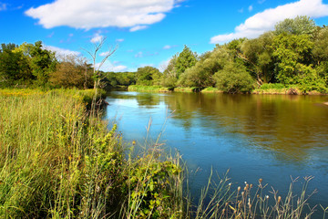 Kishwaukee River Northern Illinois