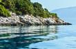 Obrazy na płótnie, fototapety, zdjęcia, fotoobrazy drukowane : Summer Kefalonia coast view (Greece)