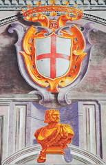 Palazzo San Giorgio Detail
